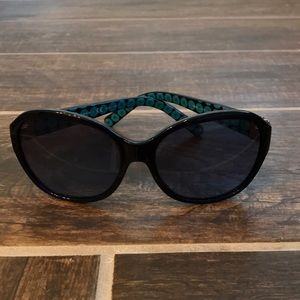 Tory Burch oversized sunglasses TY9029